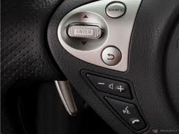 Answer calls using steering controls