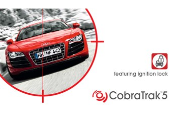 Cobra Track 5 or Cobra Track ADR Thatcham Category CAT 5