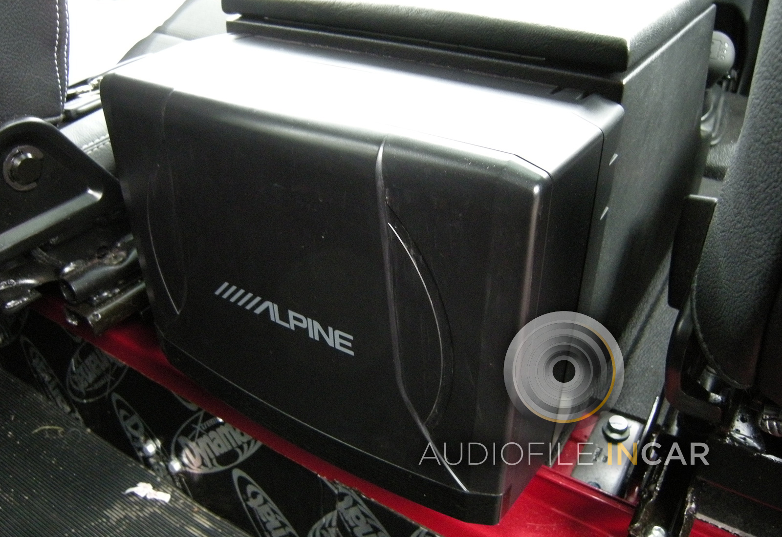 Alpine SWE 1200 Defender Audiofile-Incar