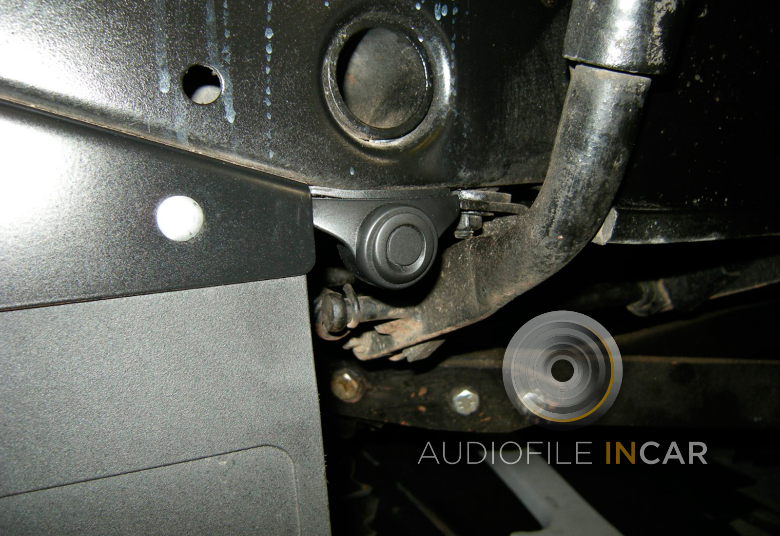 Land Rover Defender Parking Sensors
