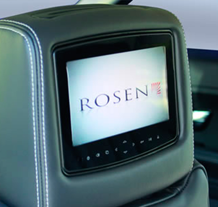 Rosen 7900 Headrests